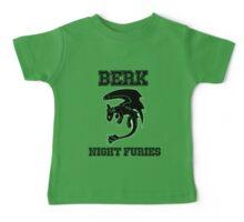 Berk Night Furies Baby Tee