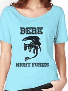 Berk Night Furies Women's Relaxed Fit T-Shirt