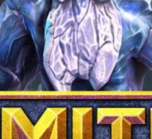 Smite Ymir Logo Sticker