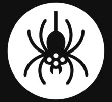 Halloween Spider Symbol Ideology Kids Clothes