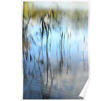 Mystical Lake near Berlin Poster