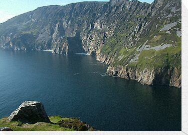 Slieve League by Adrian McGlynn