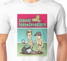 Arcade Archaeologists Unisex T-Shirt
