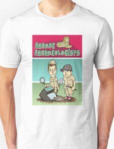 Arcade Archaeologists T-Shirt