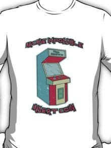 Insert Coin - Time Machine T-Shirt