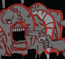 Resident Rick Sticker