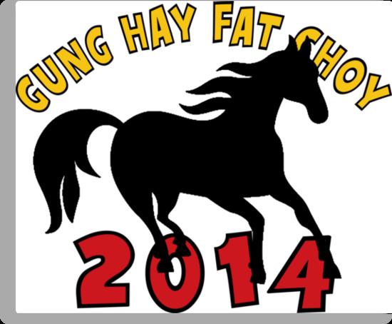 Happy Chinese New Year 2014 by ChineseZodiac