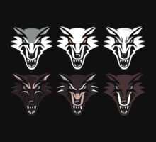 Direwolves by sher00