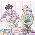 Family baking by AiWa