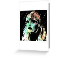 Grace Potter Greeting Card