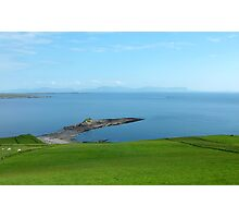 Fintragh Bay Photographic Print