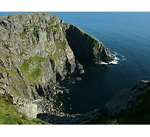 Carrigan Head Photographic Print