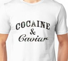 COCAINE CAVIAR T-Shirts & Hoodies Unisex T-Shirt