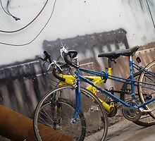Old bikes by Alan Campos
