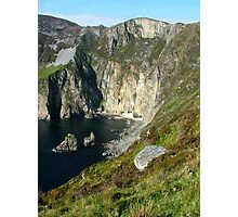Slieve League Cliffs Photographic Print