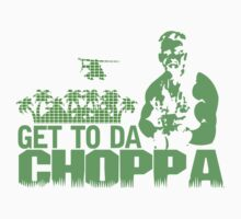 Get To Da Choppa by jekonu