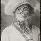Zombie Lady circa 1920s by Brandon Batie
