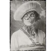 Zombie Lady circa 1920s Photographic Print