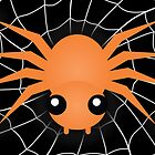 Halloween Spider by mstiv