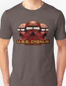 USS CYGNUS Security Force T-Shirt