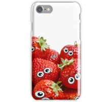 Fruity Faces iPhone Case/Skin