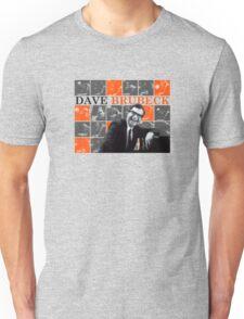 Dave Brubeck - Jazz Master Unisex T-Shirt