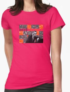 Dave Brubeck - Jazz Master Womens Fitted T-Shirt