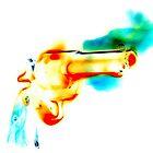 Greek Fire (Negative Edit) by Darren Bailey LRPS