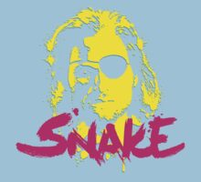 Straight Up Snake Kids Tee