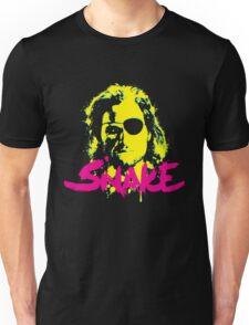 Straight Up Snake Unisex T-Shirt