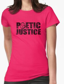 Poetic Justice - Kendrick Lamar  Womens Fitted T-Shirt