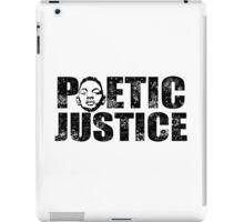 Poetic Justice - Kendrick Lamar  iPad Case/Skin
