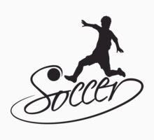 Soccer Pro Player Logo by Style-O-Mat