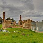 Great Australian Sand Castle  Rural NSW  by Kym Bradley