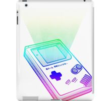 Gameboy 3 iPad Case/Skin