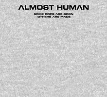 Almost Human - Dark Hoodie