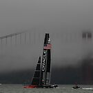 Oracle Team USA by fototaker