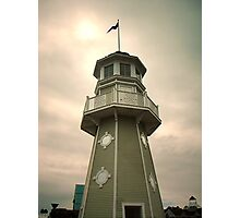 Disney's Yacht Club Lighthouse Photographic Print