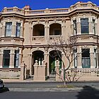 Wendur and Hillbro, Hobart, Tasmania by Margaret  Hyde