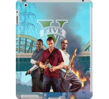 Michael, Franklin, & Trevor iPad Case/Skin