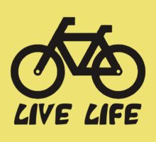 Bike Live Life (lite) by PaulHamon