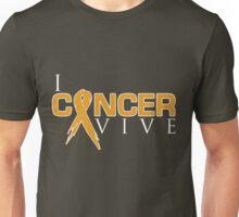 I Can Survive - Appendix Cancer Unisex T-Shirt