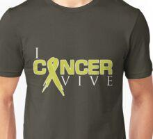 I Can Survive - Childhood Cancer Unisex T-Shirt