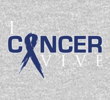 I Can Survive - Colon Cancer by RawJaw