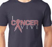 I Can Survive - Multiple Melanoma Unisex T-Shirt