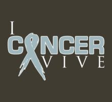I Can Survive - Prostate Cancer by RawJaw
