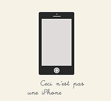 This Is Not An iPhone by emziiz