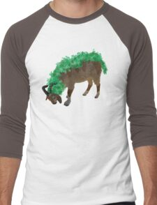 Gogoat Men's Baseball ¾ T-Shirt