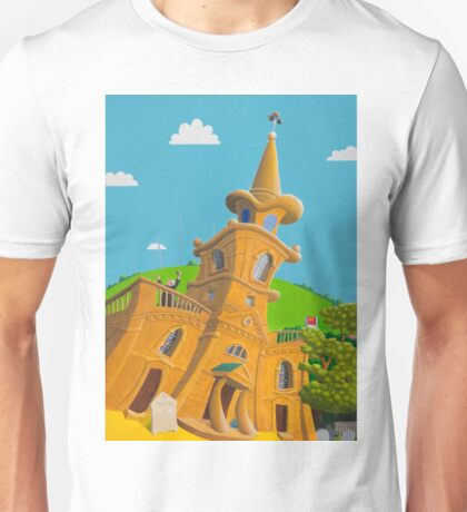 Holy Cross Unisex T-Shirt
