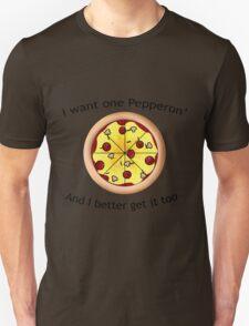 Dunkey: Pepperoni Unisex T-Shirt